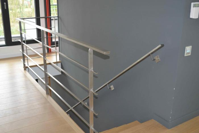 garde corps en inox design interieur lille perenchies nord